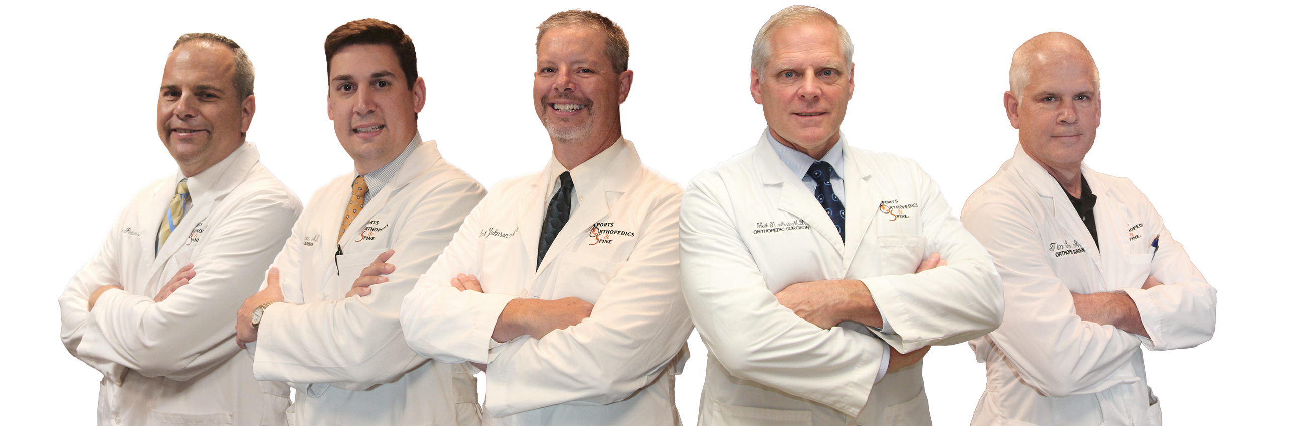 Meet The Doctors Sports Orthopedics And Spine